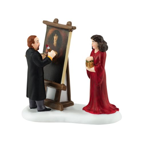 Department 56 Rossetti & His Muse